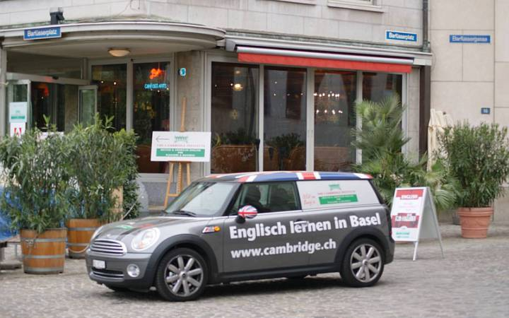 Unsere Englisch-Schule in Basel | The Cambridge Institute Basel