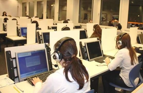 Cambridge English Computer Based testing in Switzerland Preliminary First Advanced Proficiency.